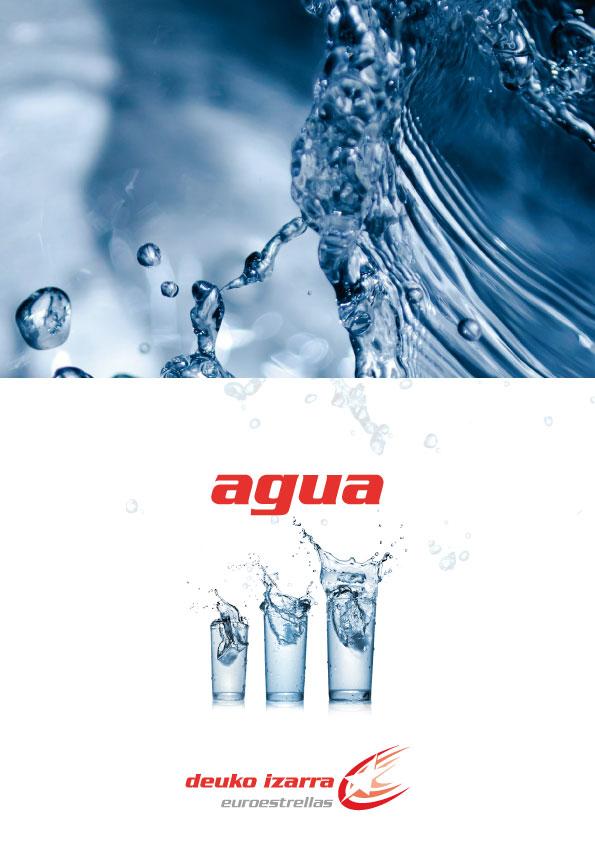 Catálogo Agua